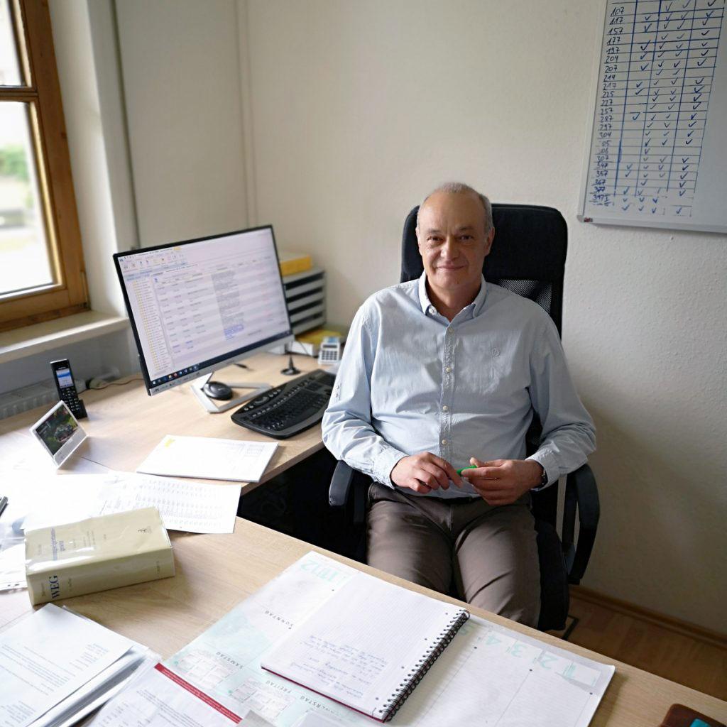 HV Hörmann GmbH Pascal Hörmann
